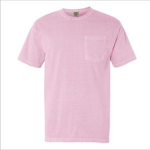 New Comfort Color Pocket T-Shirt - Blossom Pink